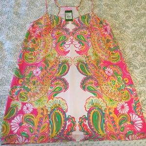 Lilly Pulitzer Silk Party Dress